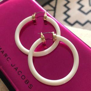 Jewelry - Acrylic hoops